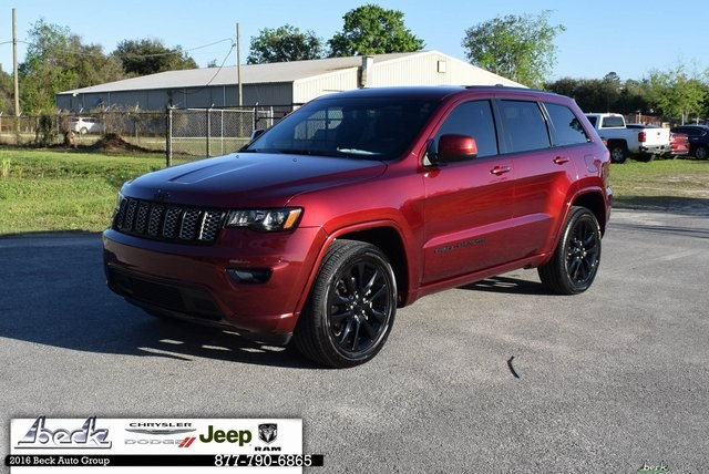 Pre Owned 2017 Jeep Grand Cherokee Alude