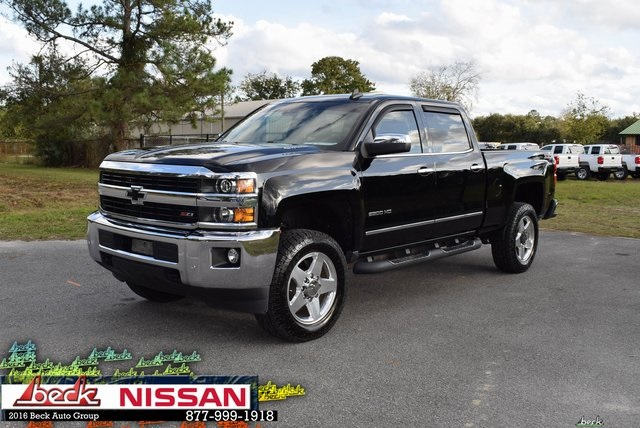 Pre Owned 2015 Chevrolet Silverado 2500hd Ltz 4d Crew Cab In Palatka