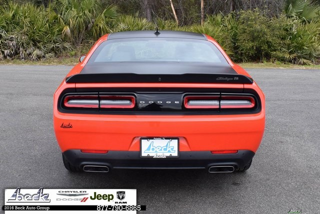 New 2018 DODGE Challenger SRT8 392