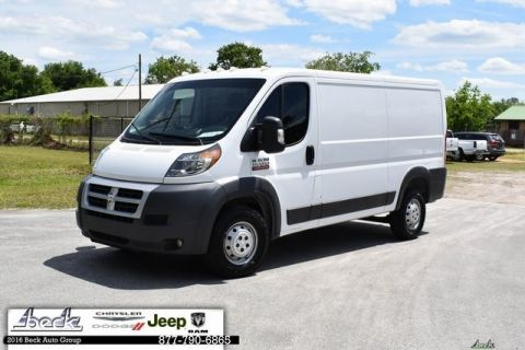 Certified Pre-Owned 2015 Ram ProMaster 1500 Low Roof