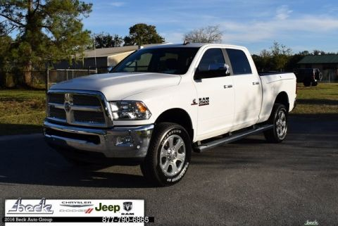 New 2018 RAM 2500 Big Horn